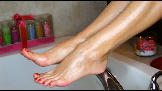 HOW TO: PEDICURE AT HOME