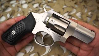 Ruger SP101 .38 .357 Carry Single Double Action Revolver   New World Ordnance