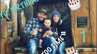 LIAMS FIRST BIRTHDAY |IDYLLWILD|TATTOO FUN