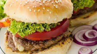 5 Simple Burger Recipes 2018 - Homemade Burger Recipe Videos