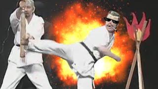 MLG Karate Master 超級潮濕的空手道高手