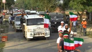 Qaede Millat Maulana Aamir Rashadi Madni Slide Show....Mai baaghi hun.....