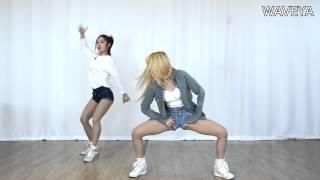 WAVEYA BTS (방탄소년단) I Need U - dance practice
