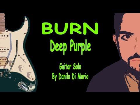 Xxx Mp4 HOT SOLOS BURN Deep Purple Danilo Di Mario Guitar Solo 3gp Sex