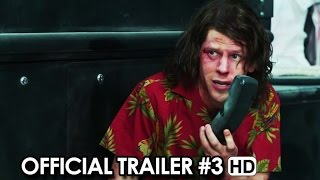 AMERICAN ULTRA 'He's Been Activated' - Official Trailer #3 (2015) HD