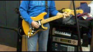 FENDER STRATOCASTER 1976+MARSHALL JMP 100W 1978+AWESOME DIAGO PEDALBOARD