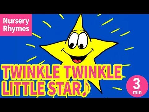 ♬きらきら星/Twinkle Twinkle Little Star【英語のうた/English Children's Song】