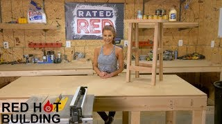 Barstool | Red Hot Building