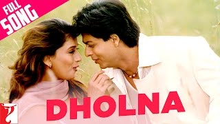 Dholna - Full Song | Dil To Pagal Hai | Shah Rukh Khan | Madhuri Dixit