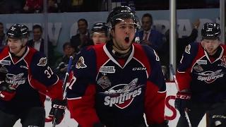Leafs prospect Bracco opens scoring in Mastercard Memorial Cup final