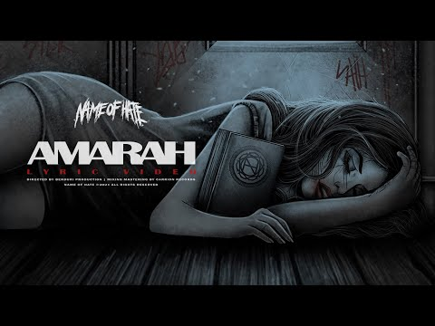 Xxx Mp4 Name Of Hate Amarah Official Lyric Video 3gp Sex