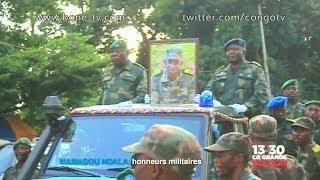 Mamadou Ndala, General a titre posthume; Journal 6 Jan 14