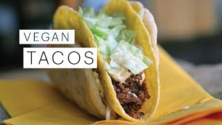 Vegetarian Recipe: Tacos (Vegan)   Edgy Veg