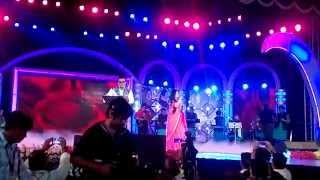 Alka Yagnik and Abhijeet Bhattacharya Live