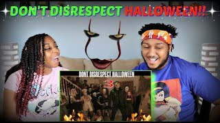 "King Vader ""DONT DISRESPECT HALLOWEEN Pt. 3"" REACTION!!!"