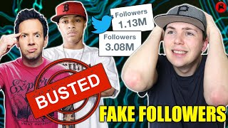 WHEN MUSICIANS BUY FAKE FOLLOWERS (BUSTED)