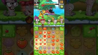 Best Fiends Granny slug's treasure 3 level 5 walkthrough ios android gameplay HD