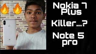 Nokia 7 Plus vs Redmi Note 5 Pro   Is it a Note 5 Pro killer...? 🔥🔥