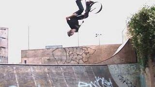 How To Do BMX Back flips
