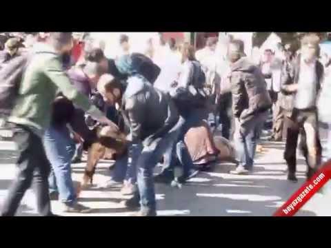 Ankara'da ki Canlı Bomba Patlama sonrası ilk görüntüler İzle