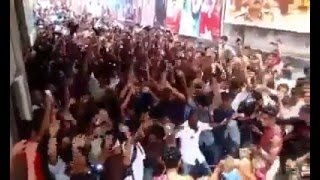 Theri First Day First Show | Kerala Vijay fans Celebration