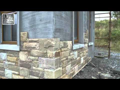 Thin Stone Ireland - Natural Stone Cladding