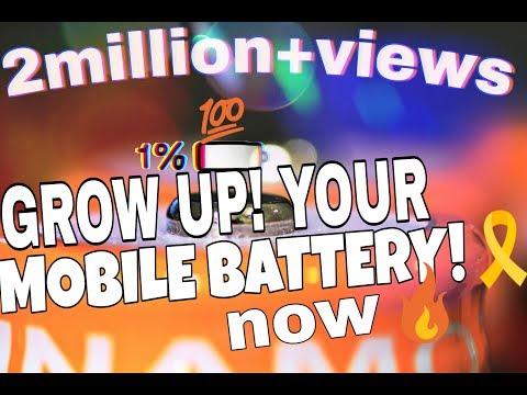 how to double your battery life on android & iphone battery life