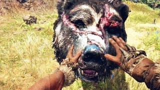 Far Cry Primal #18: O Grande Urso Cicatriz - Xbox One / PS4 Gameplay