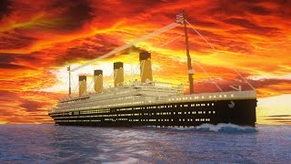 Titanic Movie - Stepping Aboard! (Minecraft Roleplay) #1
