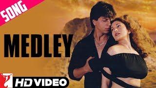 Medley (Dance) Song | Dil To Pagal Hai | Shah Rukh Khan | Madhuri Dixit