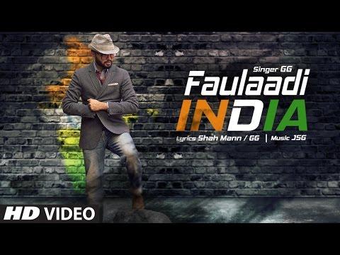 Faulaadi+INDIA+Full+Video+Song+--+Gaurav+Goyal+--+Latest+Pop+Song+2017