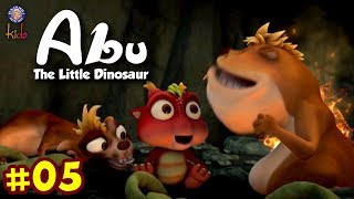 Abu The Little Dinosaur Ep 5 | Track Down! The Wizard