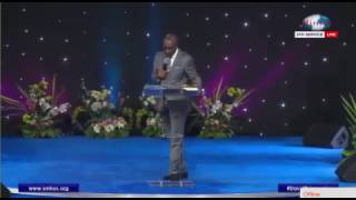 Pastor David Ibiyeomie, Anointing For Wonders. Jan.29; 2017. 5th Service