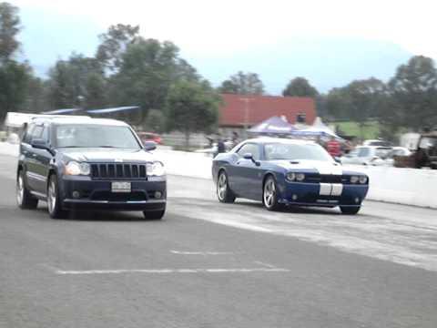 Arrancones Autodromo del Aguilla 07 08 2011 pt.2