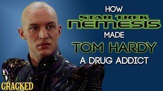 How Star Trek Nemesis Made Tom Hardy A Drug Addict