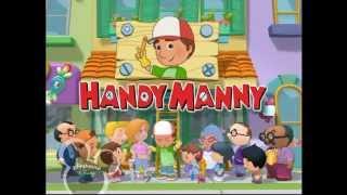 Playhouse Disney's Handy Manny Trailer