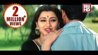 Kahuchi Mo Matha Sindura - Romantic Odia Song   Film - Santana   Sidhanta & Rachana   ODIA HD