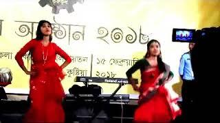 Moner Phone A Conection Ta Hijibiji bangla dance originally beautiful both of nice dance