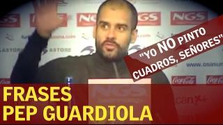 Las frases más guerreras de Guardiola