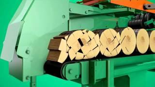 Skaliņu ražošanas iekārta AutoSplit 250, sīkāk www.uljan.lv