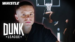 CRAZY Alley-Oop Challenge With PROFESSOR LIVE | $50,000 Dunk Competition