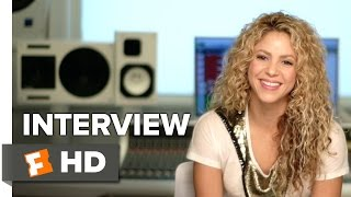 Zootopia Interview - Shakira (2016) - Animated Movie HD