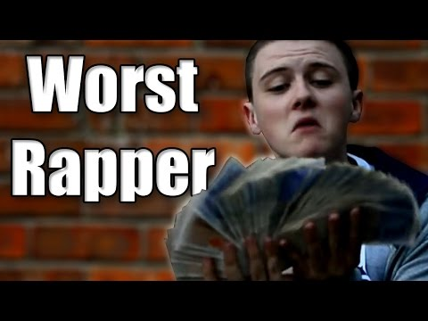 The Worst Rapper on Earth