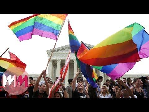 Xxx Mp4 Top 10 Important LGBTQ Moments In US History 3gp Sex