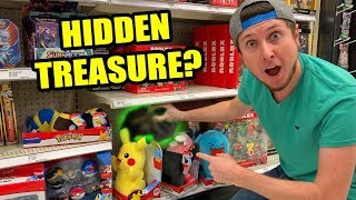 FOUND A TREASURE OF HIDDEN POKEMON CARDS INSIDE A STORE! Opening #55
