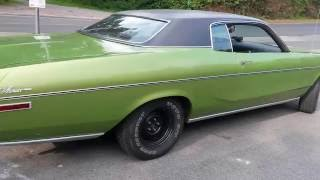 1972 Dodge Monaco 1972 exhaust dodge monaco v8