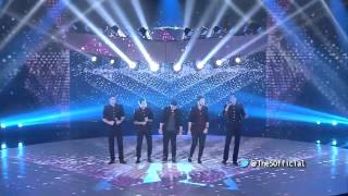 MBC The X Factor -The Five  -راجعين- العروض المباشرة