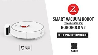 [Xiaomi] Smart Vacuum Robot, 2nd generation - Roborock Sweep One [full overview + tests]