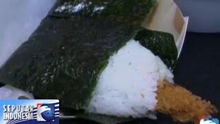 Bola Nasi, Sushi ala Amerika [Sindo Sore] [04 Okt 2015]