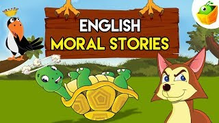 English Moral Stories | Short Stories | Animated English Stories